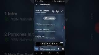 Ybn the mixtape ybn Almighty Jay ybn nahmir