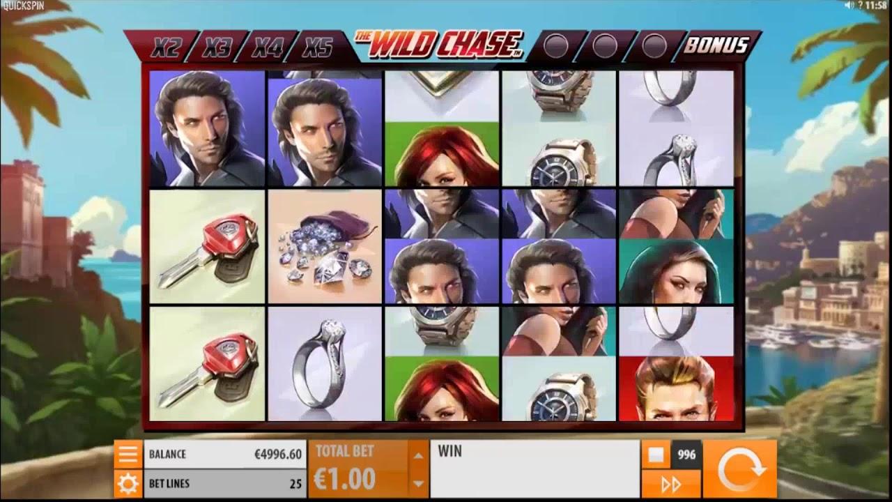 Вип Клуб Вулкан Старс | The Wild Chase Online Slot by Quickspin