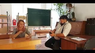 9ая творческая  встреча театр КубикРубик  и Мария  Ключник