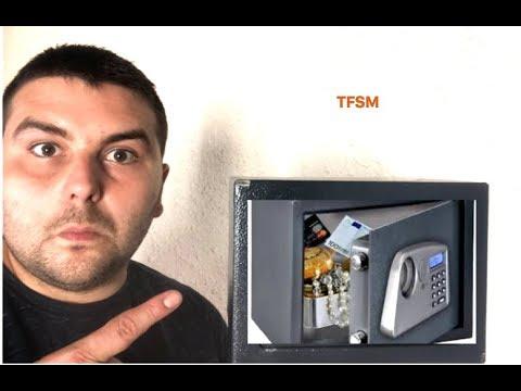 Comment Ouvrir Un Coffre Fort Sans Cle Et Sans Code Youtube