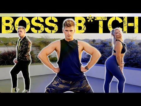 Doja Cat Boss B*tch | Caleb Marshall | Dance Workout