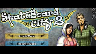 Skateboard City 2 Full Gameplay Walkthrough