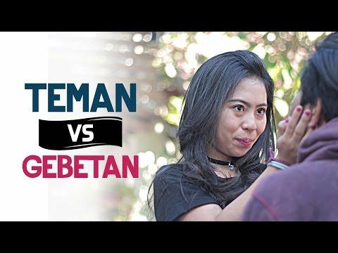 TEMAN vs. GEBETAN   ISENG Project ft. GARAM Creative