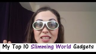 My Top 10 Slimming World Friendly Kitchen Gadgets Appliances TAG For Healthy Eating
