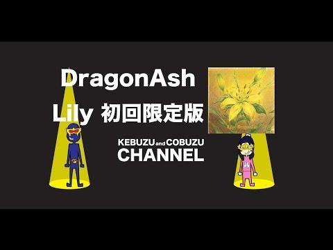 Dragon ash lily 初回限定 レビュー