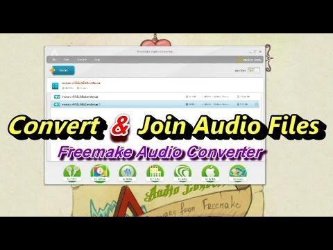 วิธีใช้งานโปรแกรม Freemake Audio Converter