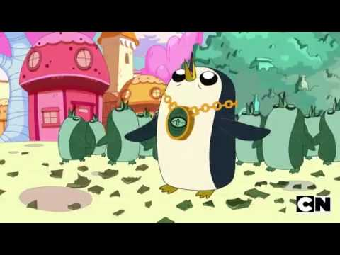 Adventure Time - Reign of Gunthers (Preview) Clip 2