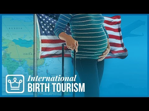 Why Rich Russian & Chinese Pregnant Women Travel to the US to give Birth