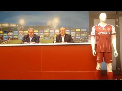 NTT Data devine noul partener oficial al echipei de fotbal CFR Cluj
