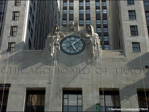 Chicago Board of Trade Illuminati Front