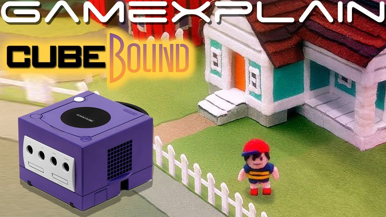 EarthBound on GameCube?! Concept Art Revealed by Former