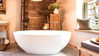50 Rustic Bathroom Decorating Ideas (Part 1)
