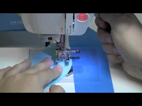 How to Sew a Straight Seam