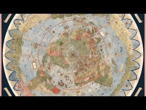 Древние карты с Вячеславом Котляровым