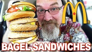 Video McDonald's New Bagel Sandwiches | All Day at McDonald's® download MP3, 3GP, MP4, WEBM, AVI, FLV Agustus 2018