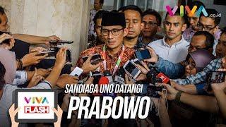Video Jelang Deklarasi, Sandiaga Uno Datangi Rumah Prabowo download MP3, 3GP, MP4, WEBM, AVI, FLV Oktober 2018