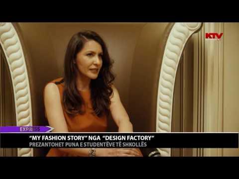 "EXPRESS - My Fashion Story nga ""Design Factory"""