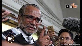 Shafee gembira dengan pendakwaan 'terdesak' terhadap Najib