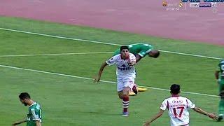 هدف مباراة الوداد و الرجاء 1 0 بتعليق جواد بادة    wac vs rca 1 0