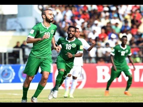 Timor Leste vs Saudi Arabia: 2018 FIFA WC Russia & AFC Asian Cup UAE 2019 (Qly RD 2)