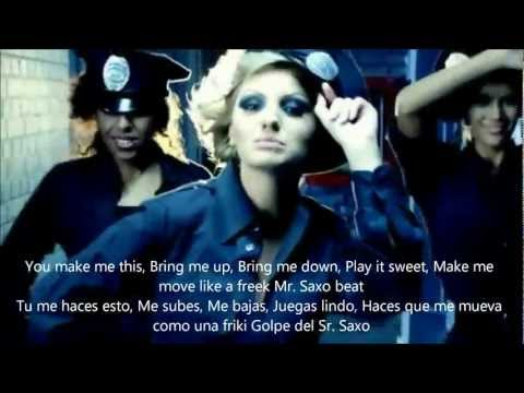 Alexandra Stan - Mr Saxobeat  (Lyrics - Sub Español) Video Official
