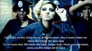 Alexandra Stan - Mr Saxobeat  (Lyrics - Sub Español) Video Official