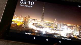 Android Dubai Livewallpaper