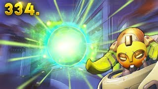 Orisa BIG PLAYS!!! | Overwatch Daily Moments Ep. 334 (Funny and Random Moments)
