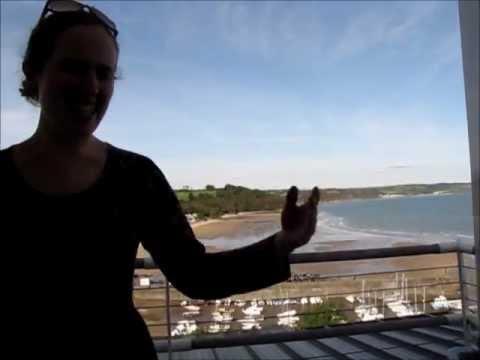 Travel Pennies Room Video - St Brides hotel in Saundersfoot