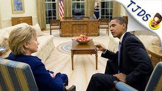 Obama & Clinton Actually SUPPORT Trump