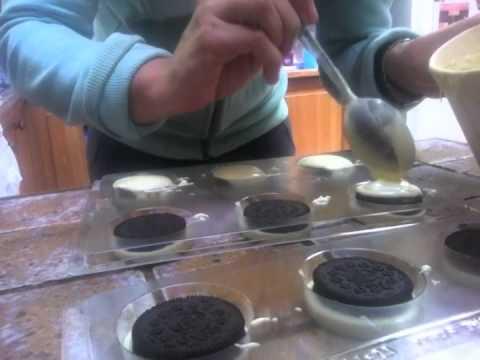 Chocolate Covered Oreos Youtube