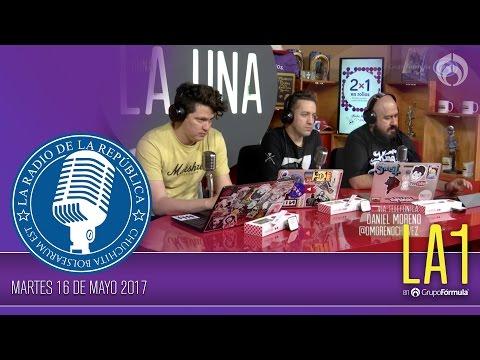 #LA1 - #nosestanmatando - La Radio de la República - @ChumelTorres