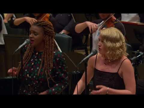 NYO2 Carnegie Hall Guerrero conducts Copland, Spalding, Stravinksy — W/Esperanza Spalding