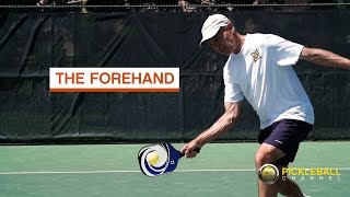 The Forehand with Slow Motion - Scott Moore