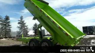 2016 Load Trail  83x14 King Size Dump Trailer - Colorado ...