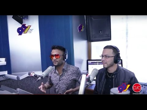 Master Saleem & Veekash Sahadeo Live On The Sound Of The Streets