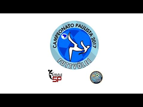 Campeonato Paulista de Futevôlei | Ao vivo