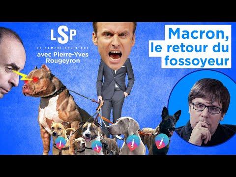 Macron reconduit par le Système pour achever la France ? Pierre-Yves Rougeyron - Le Samedi Politique
