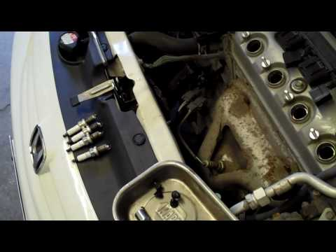 How to do a Tune Up on a 2001 Honda Civic GX