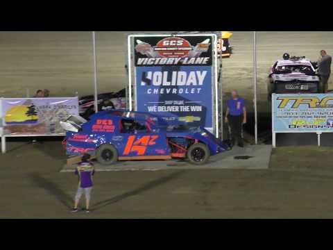Eco-Mod A-Main Grayson County Speedway 7.28.18