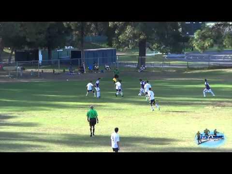 LA Premier B98 v FC Golden State (9/27/15) - YouTube