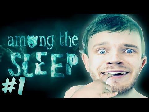 BABY HORROR?! - Among The Sleep - Part 1 - Gameplay / Walkthrough / Playthrough