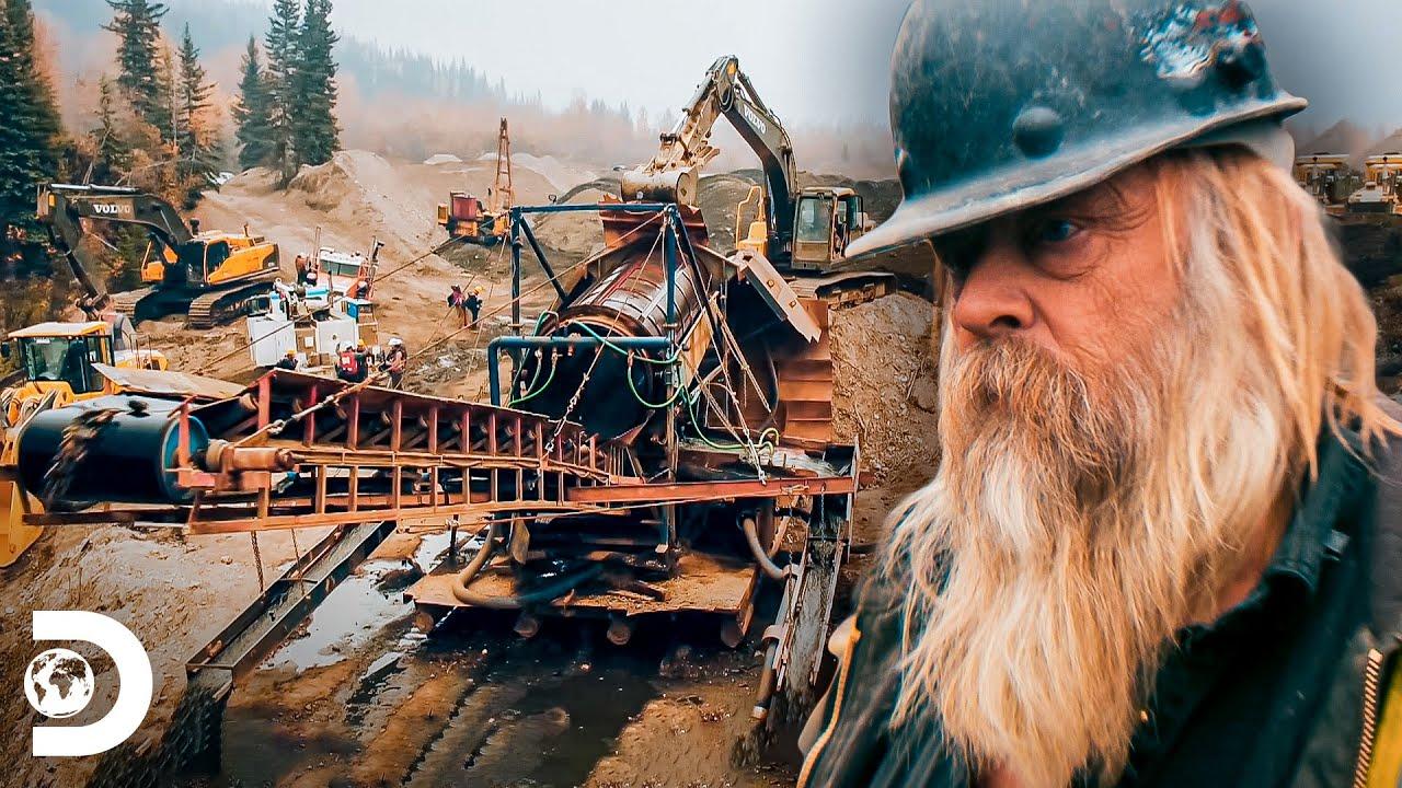 Negócio de mineração da família de Tony Beets fica paralisado | Febre do Ouro | Discovery Brasil