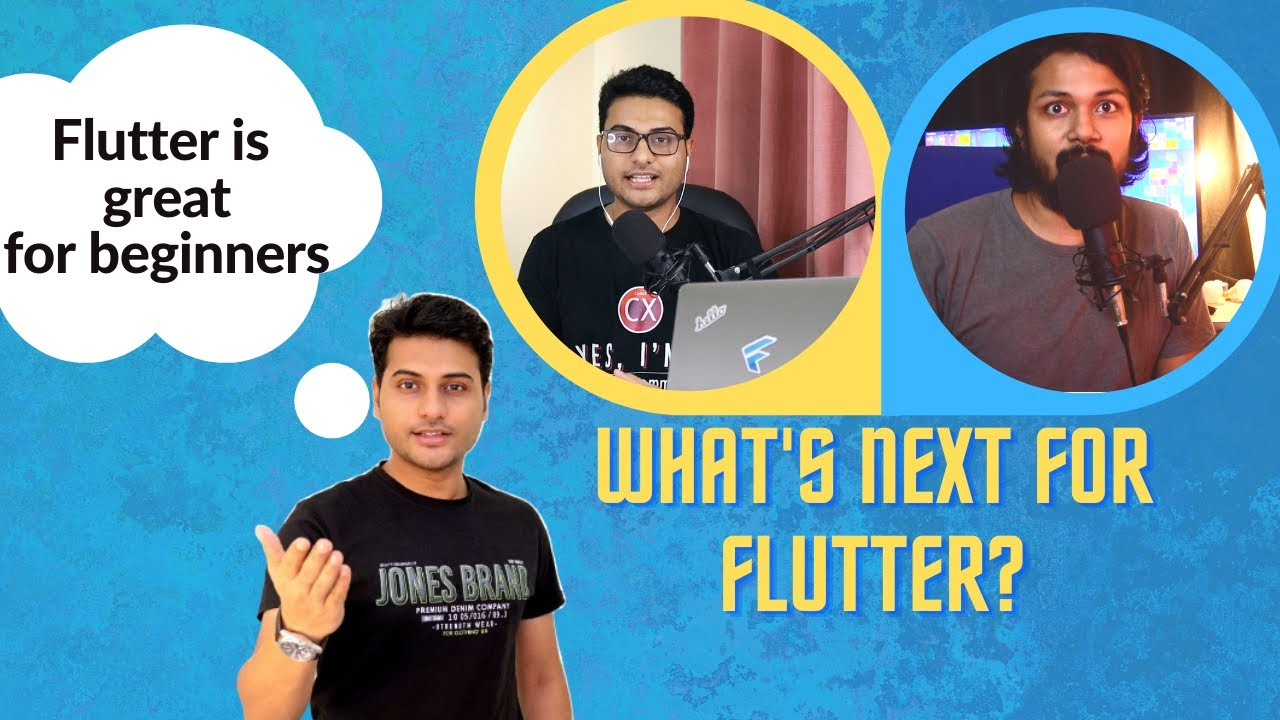 Flutter & Beyond - Discussing Flutter & More with CodeX Afzal