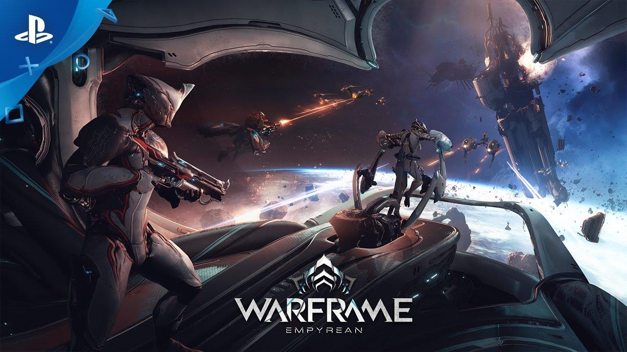Warframe - Launch Trailer | PS4