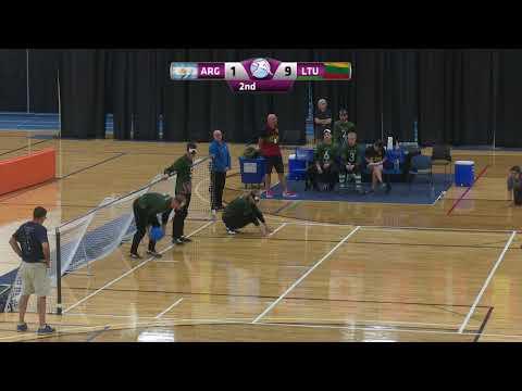 USABA | 2019 IBSA Mens Goalball Qualifier | Day 5 - July 6
