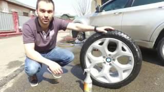 Liqui Moly - Очистка дисков от колодочной пыли