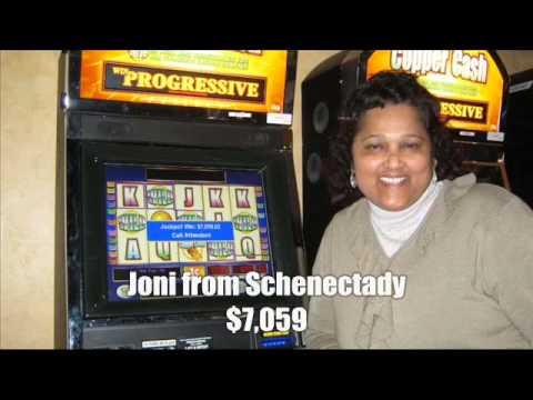 Jackpot Winners at Saratoga Casino and Raceway