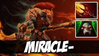 HUSKAR WITH DAGON AND VLADMIR vol 8 !! - MIRACLE- - Dota 2