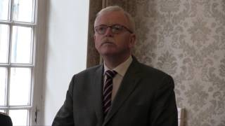 Cérémonie du 19 mars 2016 - Extrait du discours du Maire